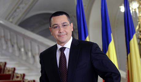 Victor Ponta, designated Romanian Prime Minister